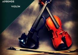 Un violín acústico y un violín eléctrico