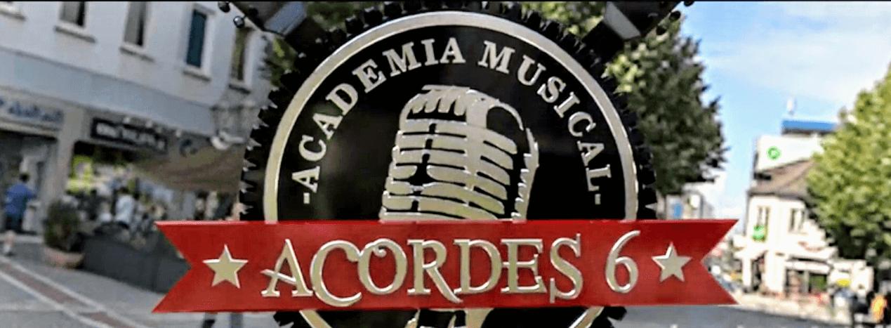 Logo Academia Musical Acordes 6